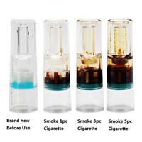 100X Disposable Holder Cigarette Holder Tips Ash Filtration Gif S9T4 For V6J3
