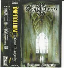 CAPITOLLIUM - Symphony of Possession / Rares 2004 Russian Black Metal MC, Tape !