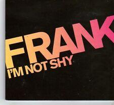 (FM842) Frank, I'm Not Shy - 2006 DJ CD