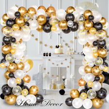 120Pcs Balloon Garland Kit Arch For Wedding Birthday Party Halloween Background
