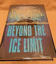 Preston & Child - Beyond The Ice Limit - With SIGNED Color Photo Of Authors 1st