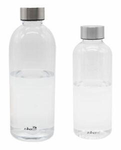 Trinkflasche Sportflasche Wasserflasche Getränkeflasche aus Kunststoff