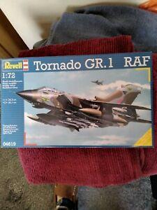 Revell 1.72  Scale  Tornado New In Box.
