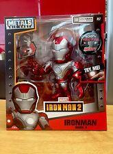 Jada Metals Ironman 2 MK V Lootcrate Exclusive Figure