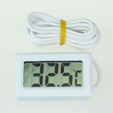 Mini Numérique LCD Indoor / Extérieur Haute Température Thermomètre avec Sonde