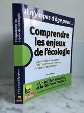 il n'y a pas d'âge pour... comprendre les enjeux de l'écologie l'Etudiant 2009