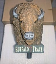 Rare Buffalo Trace Buffalo Tap Handle New in Box empty