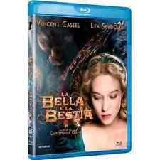 Blu Ray LA BELLA E LA BESTIA - (2013) ** Vincent Cassel/Lea Seydoux **....NUOVO
