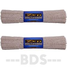 ZEN Soft Pipe Cleaner 2 Pack of 44 Hookah Slide Cotton Absorb Free Shipping