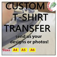 Personalised Custom Iron On T Shirt Transfer Design Any Text Your Name Hen Stag