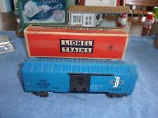 Lionel Postwar Boston and Maine 6464 475 B&M Boxcar & Original Box