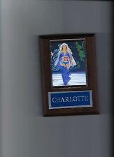 CHARLOTTE PLAQUE WRESTLING WWE ENTRANCE