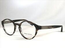 Authentic Giorgio Armani optical frame AR 7002 5036 50-20 140 marble brown/Gray
