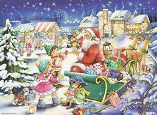 Puzzle Ravensburger 500 piezas-Navidad (57505)