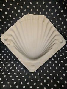 Duncan Molds DM-348A Shell Dish Ceramic Slip Casting Mold