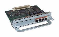 CISCO NM-4B-S/T - 4 Port ISDN BRI 2600 3600 series   NEW!!!!