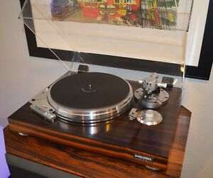 Micro Seiki BL-91 Turntable With Max 237 and Supex Cartridge MINT! + Extra Arm!