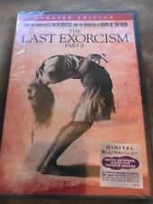 The Last Exorcism (DVD, 2011 Urated)FACTORY SEALED`**FREE 1ST CLASS SHIPPING`