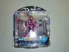 halo 3 spartan soldier pink eva mcfarlane 2008 new sealed series 3