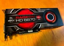 XFX ATI Radeon HD6870 1 GB DDR5 2DVI/HDMI/2x Mini DisplayPort PCI-Express VGA