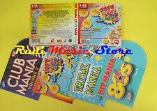 CD HIT MANIA ESTATE 2005 compilation 4 PROMO CD TOMMY VEE SLOVEIG MOUSSE T (C6)