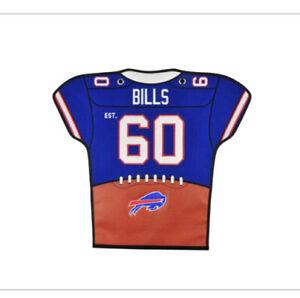 Buffalo Bills NFL Traditions Jersey Banner 20x18 Man Cave Football
