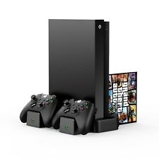 |1203028| Venom Xbox One Vertical Charging Stand and Rechargeable Battery Twin P