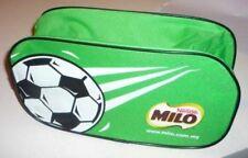 MILO New FOOTBALL SPORTS KIT BOOT BAG Fabric NESTLE MALAYSIA Green design