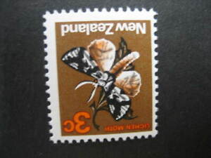 NEW ZEALAND NHM 1960 PICTORIALS 3c WMK.INVERTED SG 918aw