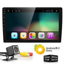 """New listing 10.1"""" Android 8.1 Dab Double 2Din InDash Car Gps Navigation Stereo Radio Obd2 W"""