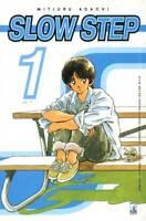 manga STAR COMICS SLOW STEP numero 1