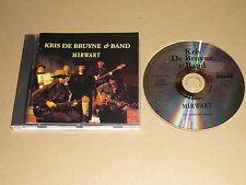 *KRIS DE BRUYNE & BAND CD SABAM MIRWART TWEE IN EEN