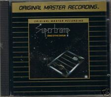 Supertramp Crime of the Century MFSL Gold CD Neu OVP UI