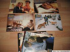 Scott & huutsch - 8 Poster Photos-Turner & Hooch-Tom Hanks Beasley the Dog