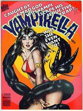 (1979) WARREN MAGAZINE VAMPIRELLA #83 GREAT COVER AND ART! 7.5 / VERY FINE-