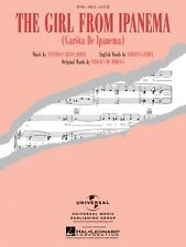 The Girl from Ipanema Sheet Music Garota de Ipanema Piano Vocal NEW An 000120211