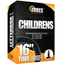 "16"" Bike/Cycle Inner Tube 16"" x 1.75 to 2.125 Inch (47 - 355) RRP £6.99 [D2-1]"