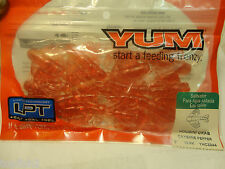 """Yum 3"""" Houdini Crab, Cayenne Pepper, #YHC3244, 10 Count (New/Saltwater)"""