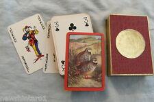 PLAYING CARDS -  WADDINGTONS, BIRD THEME