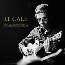 JJ CALE New 2018 UNRELEASED NEW YEARS EVE 1975 CONCERT 2 VINYL RECORD SET