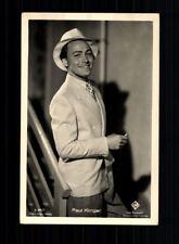 Paul Klinger film-foto-Verlag 30er anni cartolina N. a 3857/1 + P 6561