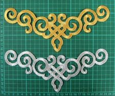Unbranded Gold Sewing Embellishments & Finishes