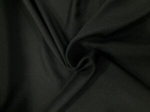 BLACKOUT FABRIC BLACK 80% Blackout Curtains Display Theatre Stage Material 150cm