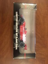 Matchbox World Sports Arie Luyendyk 5 Collectors Edition Limited Print