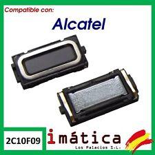 Speaker Headset for Alcatel OT5035 Upper up Ear Ear Sound Spare