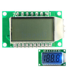 3.5-Digit 7 Segment LCD Display Module With Blue Backlight for Arduino Board MA