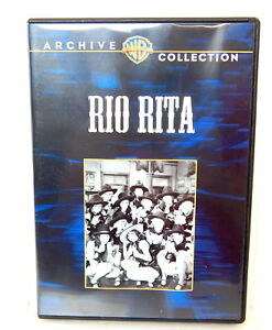 2H DVD RIO RITA WB Archive Collection Classic Talkie Musical