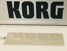 "KORG Wavestation EX A/D / EX / WS1 / WSA/D i3 i2 i3 synthesizer ""BACKLIGHT"