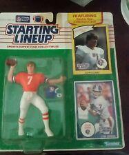 1990 NFL STARTING LINEUP JOHN ELWAY Denver Broncos FIGURE 2nd Edition