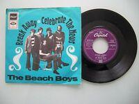 The Beach Boys - Break Away / Celebrate The News, D, 7'' (Single), Vinyl: vg++